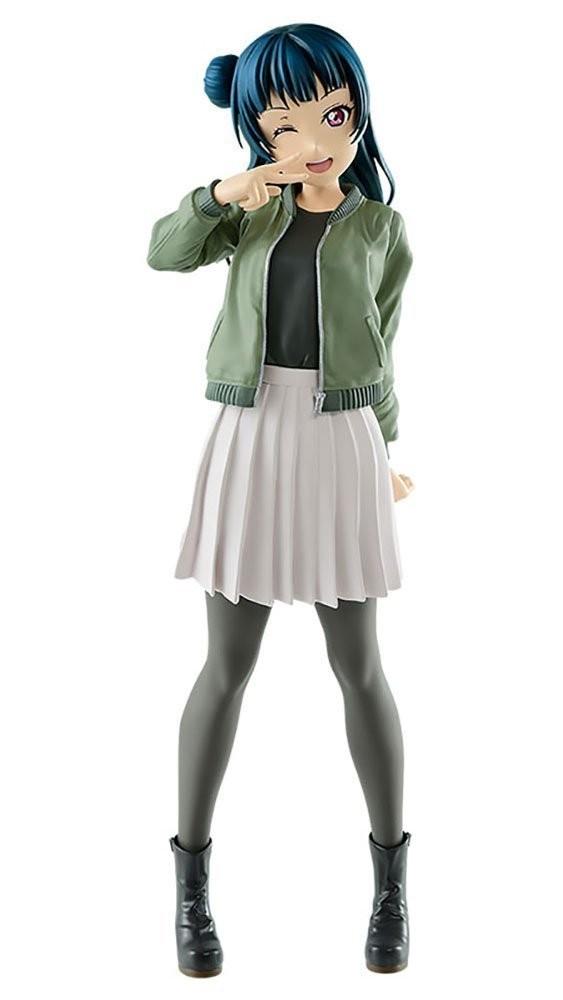 Love Live Sunshine Exq Figure Tsushima Yoshiko 2nd Aus Anime Collectables Anime Game Figures