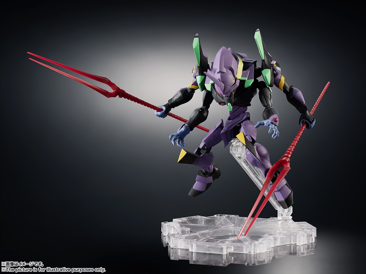 Nxedge Style Eva Unit Eva 13 Aus Anime Collectables Anime Game Figures