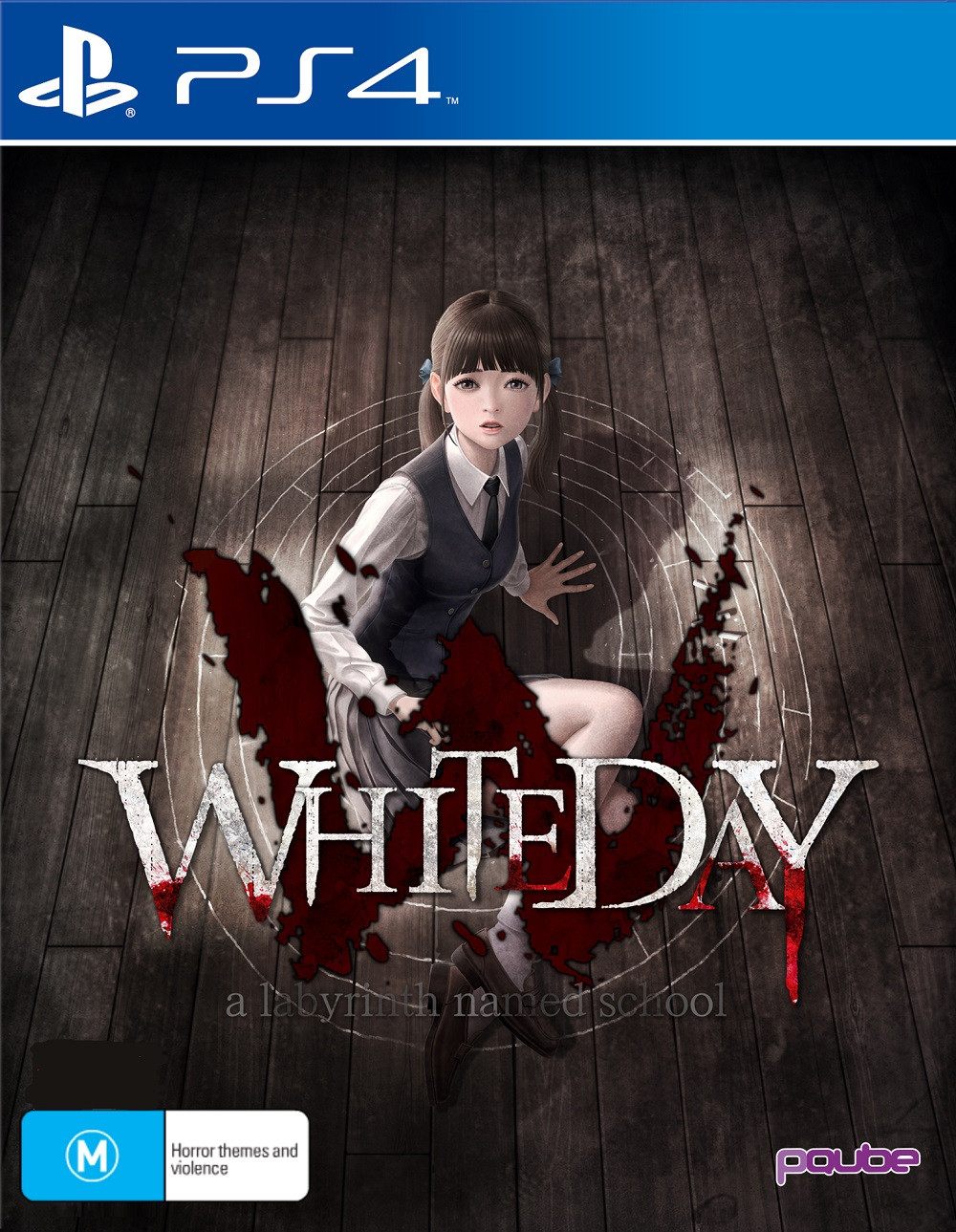 PS4 White Day: A Labyrinth Named School